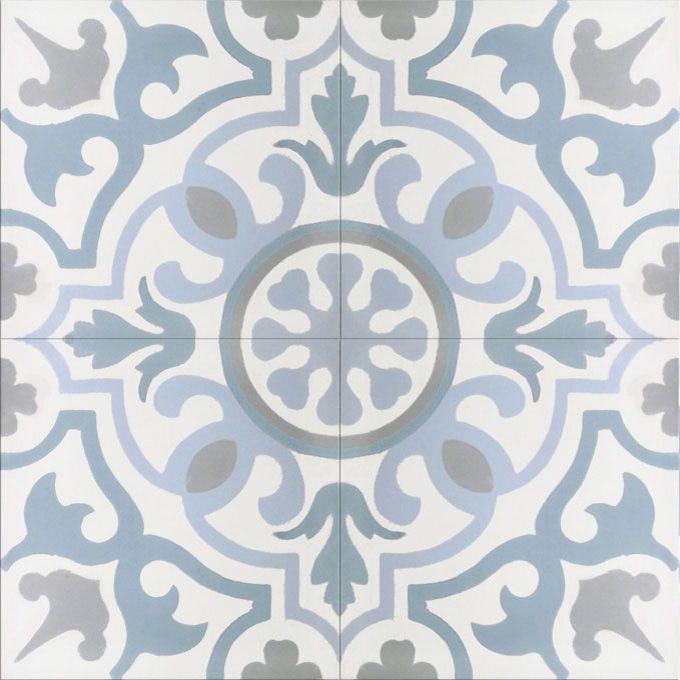 Versailles C14 23 39 24 Mosaic House Cement Tile Betty
