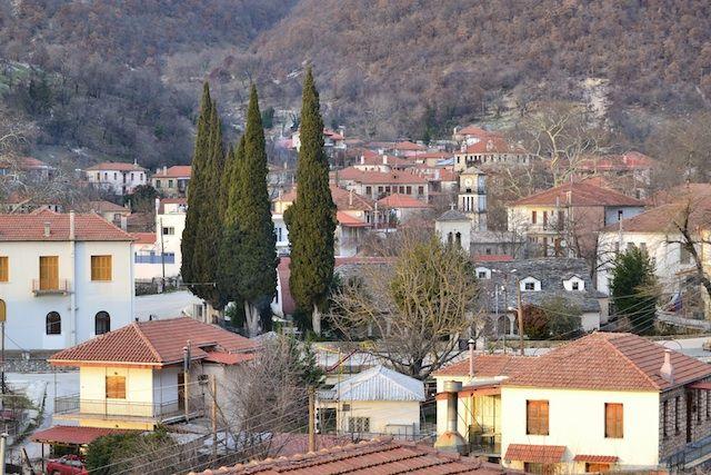 Delvinaki Village