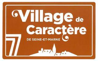 Village de caractère - Office de Tourisme de Coupvray-Val d'Europe