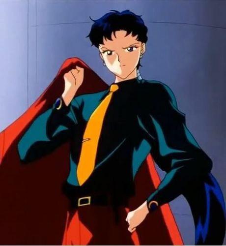 Seiya Kou/ Sailor Star Figther