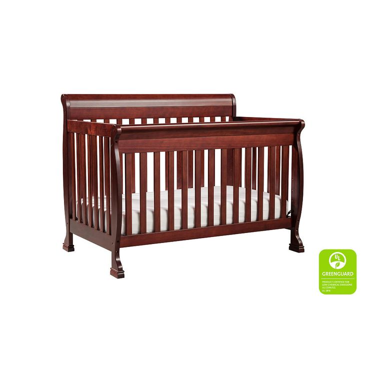 davinci kalani 4 in 1 convertible crib with toddler rail cherry babies r us babies and cherries