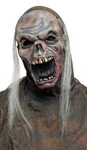 Shrieking Red Zombie Mask - 354554 | trendyhalloween.com #halloweenmasks