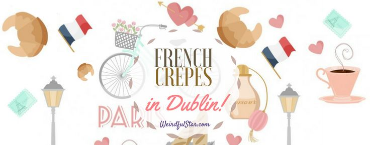 A taste of France in Dublin: Creperies ! http://www.weirdfulstar.com/mindtravel/a-taste-of-france-in-dublin-creperies} 🇫🇷 🍀  💓