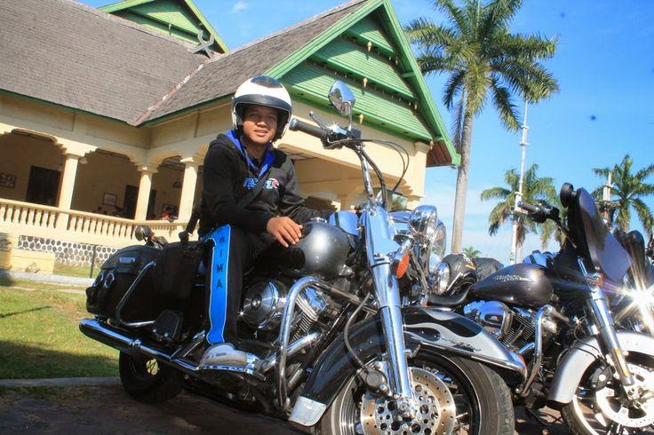 Sastra Chibrut: Harley Davidson