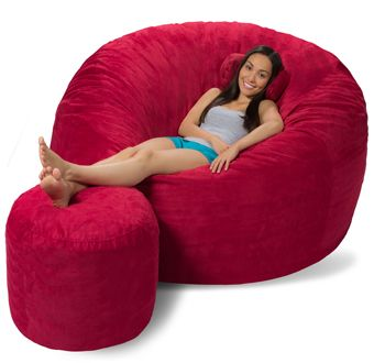 Best 25 Large bean bag chairs ideas on Pinterest Large bean
