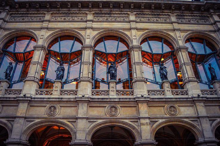 Opera Nacional de Viena - Wiener Staatsoper (Vienna - Austria)