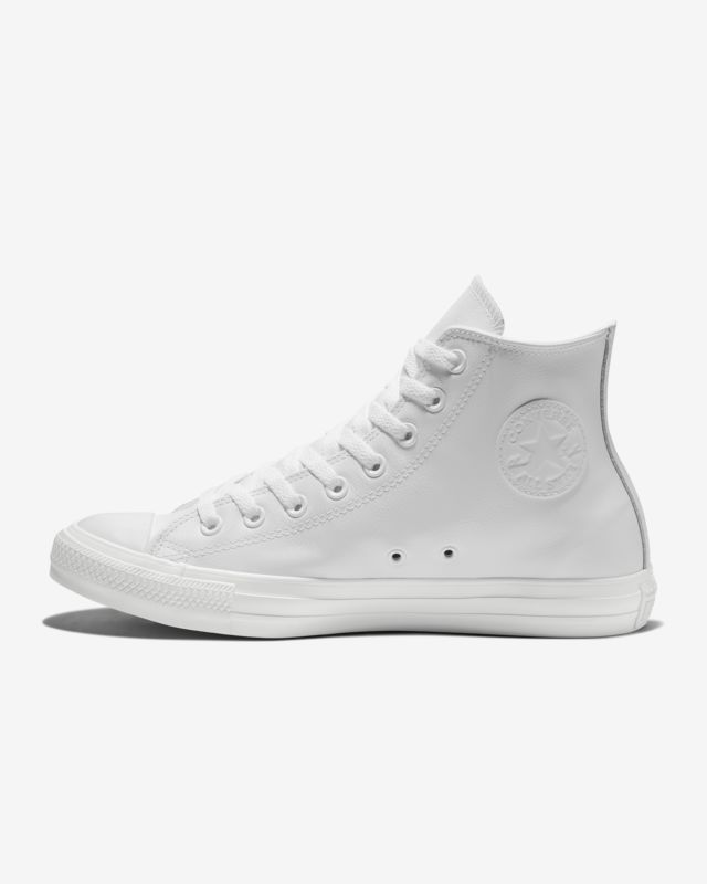 4a8f6098571d56 Converse Chuck Taylor All Star Leather High Top Unisex Shoe