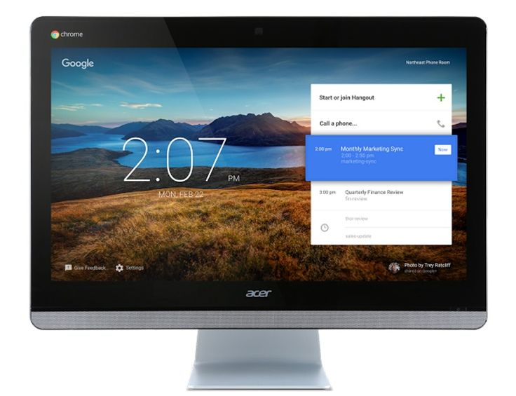 Google The search engine giant and Acer have released a computer with Chrome operating system known as Chromebase an all-in-one standalone secure video conferencing device. The device which roughly costs Rs. 52,000  has a 24-inch…
