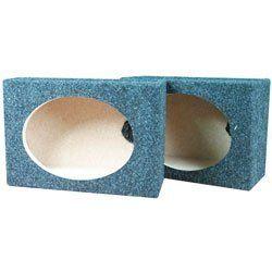 R/T 6x9 Speaker Enclosure - Pair :: 6x9 Speaker Box