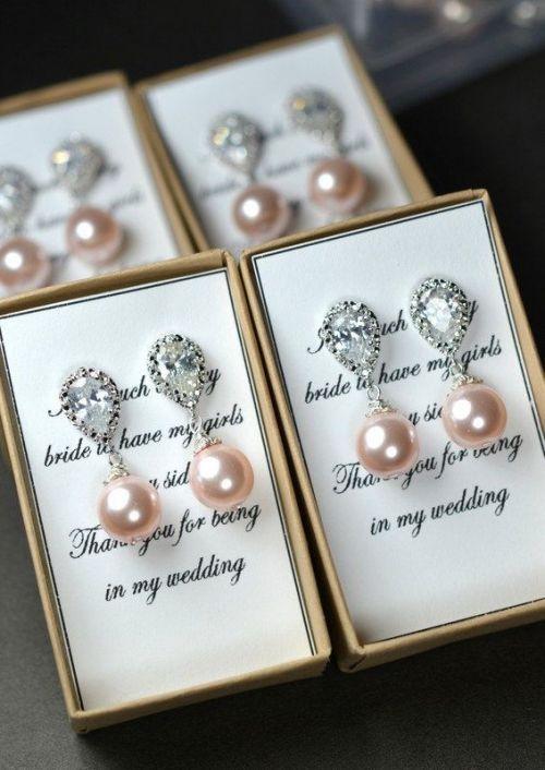 Presente das madrinhas de casamento | Dicas