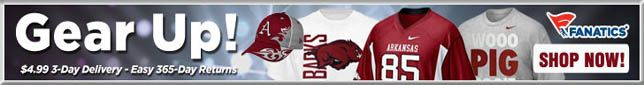 Arkansas Fan Shop