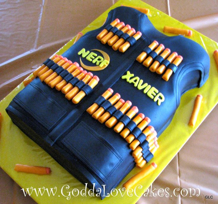 nerf birthday party ideas | Nerf Gun Birthday Party Ideas Submited Images Pic2fly Picture