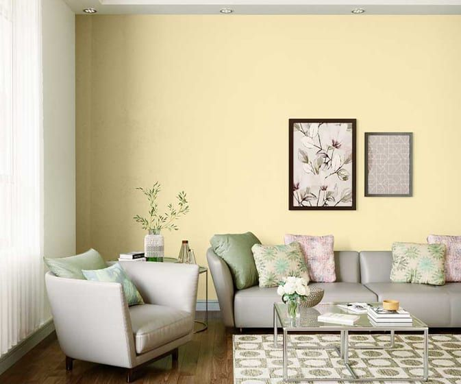 Try Corn Field House Paint Colour Shades For Walls Asian Paints Discover Corn Field Wall Paint C Room Wall Colors Living Room Wall Color Interior Wall Colors