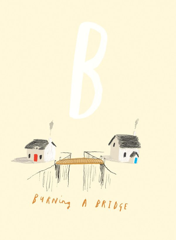 Once Upon an Alphabet: Oliver Jeffers's Imaginative Illustrated Stories for the Letters   Brain Pickings