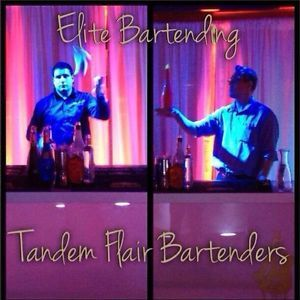 Here is our website book your wedding flair bartenders today!