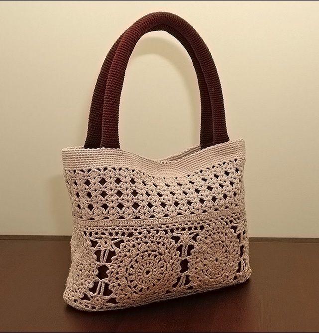 #crochet #bag