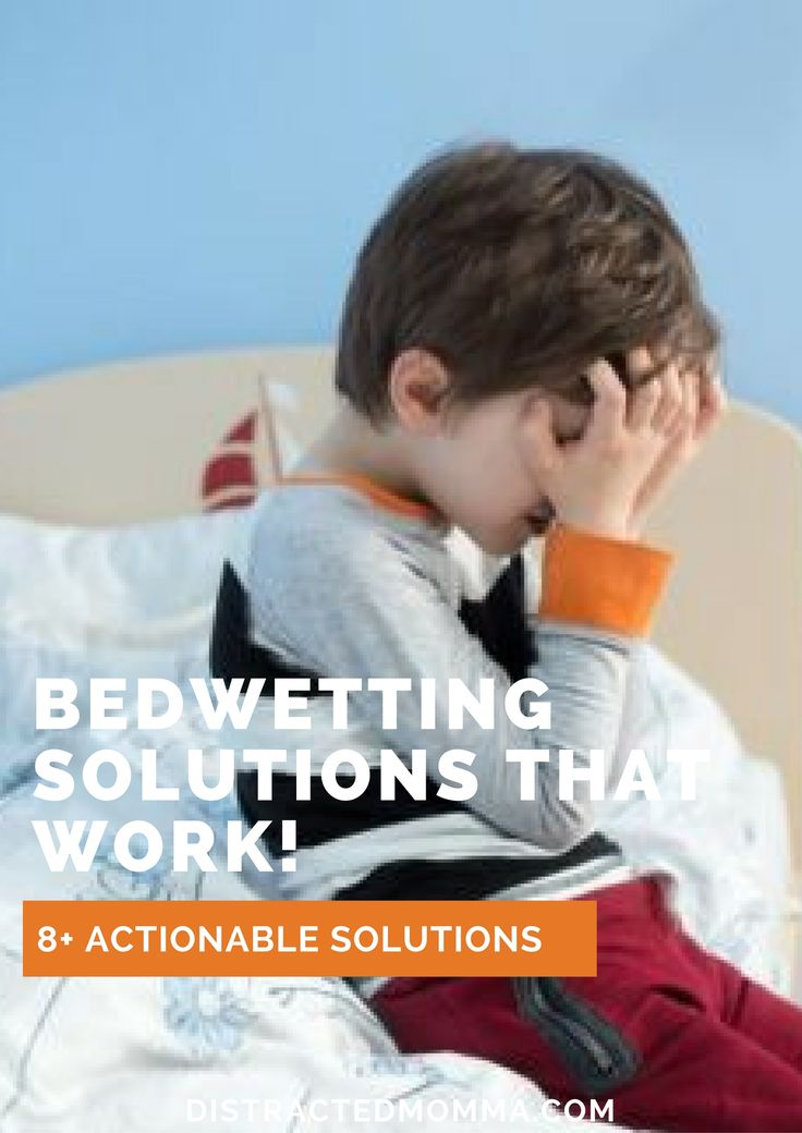 Discover the best bedwetting solutions for teens and kids