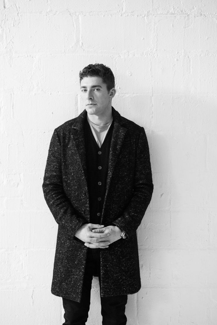 Joffrey Lupul on The Coveteur - love it!