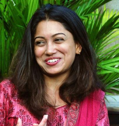Anjali Menon in Salwar
