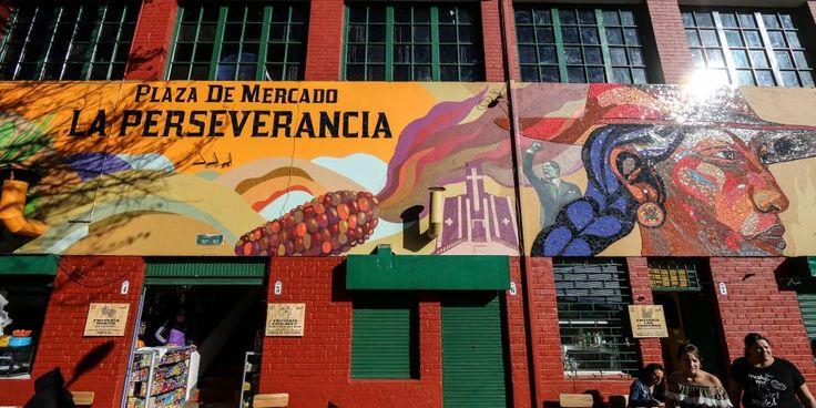 Plaza de la Perseverancia