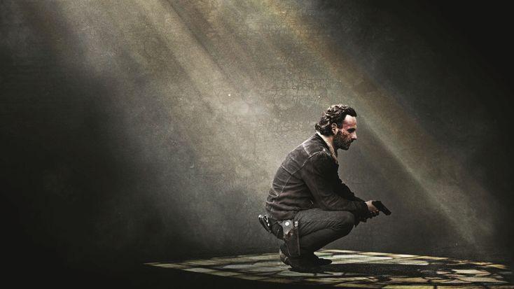 The Walking Dead: Rick Grimes [3650x2053]