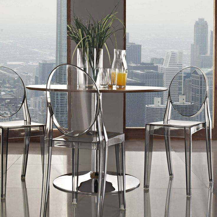 1000 ideas about ghost chairs on pinterest philippe for Chaise ghost starck