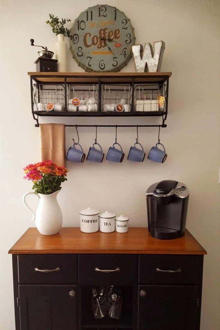 Coffee Corner Ideas Coffee Corner Pictures Unique Coffee Gifts For Coffee Lovers Coffee Bar Home Coffee Bars In Kitchen Diy Coffee Bar