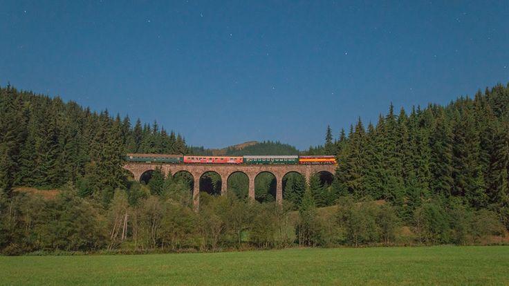 Viadukt Chmaroška, Telgárt | Aktuality.sk