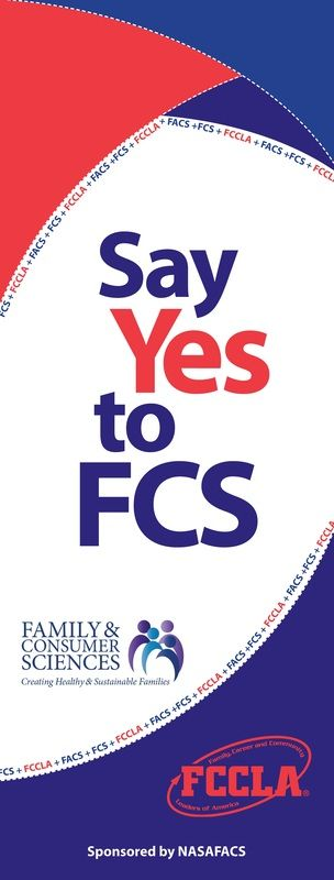 "NASAFACS has some great resources for ""Say Yes to FCS""!"