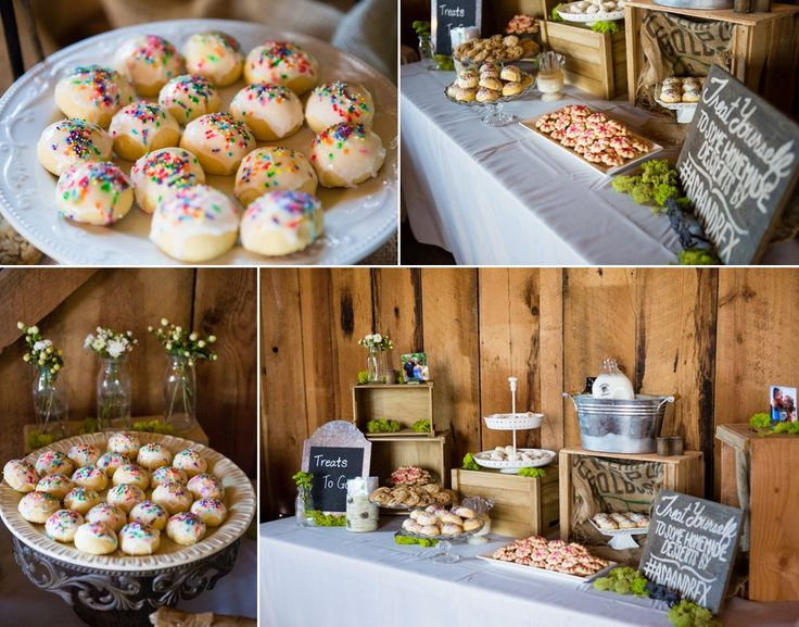 Best Cookie Table Wedding Ideas On Pinterest Cookie Bar