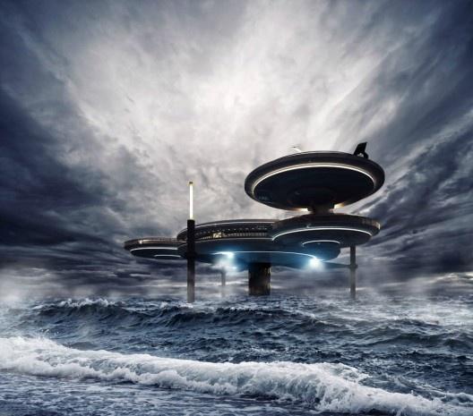 Hotel Submarino planeado para Dubai