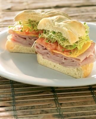 ever wondered how much weight you can lose eating ham and cheese sandwiches? Find out on LIVESTRONG.COM