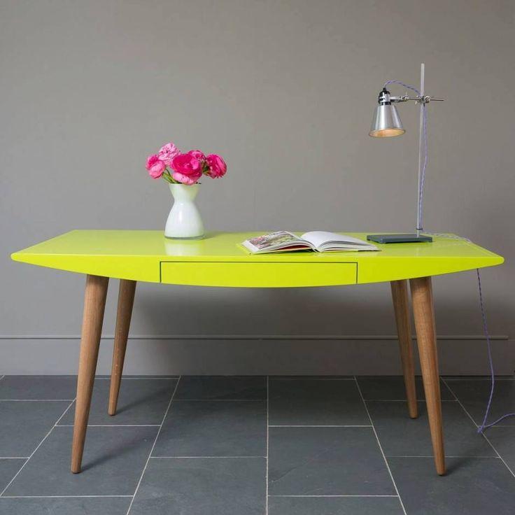 Beautiful modern Neon table