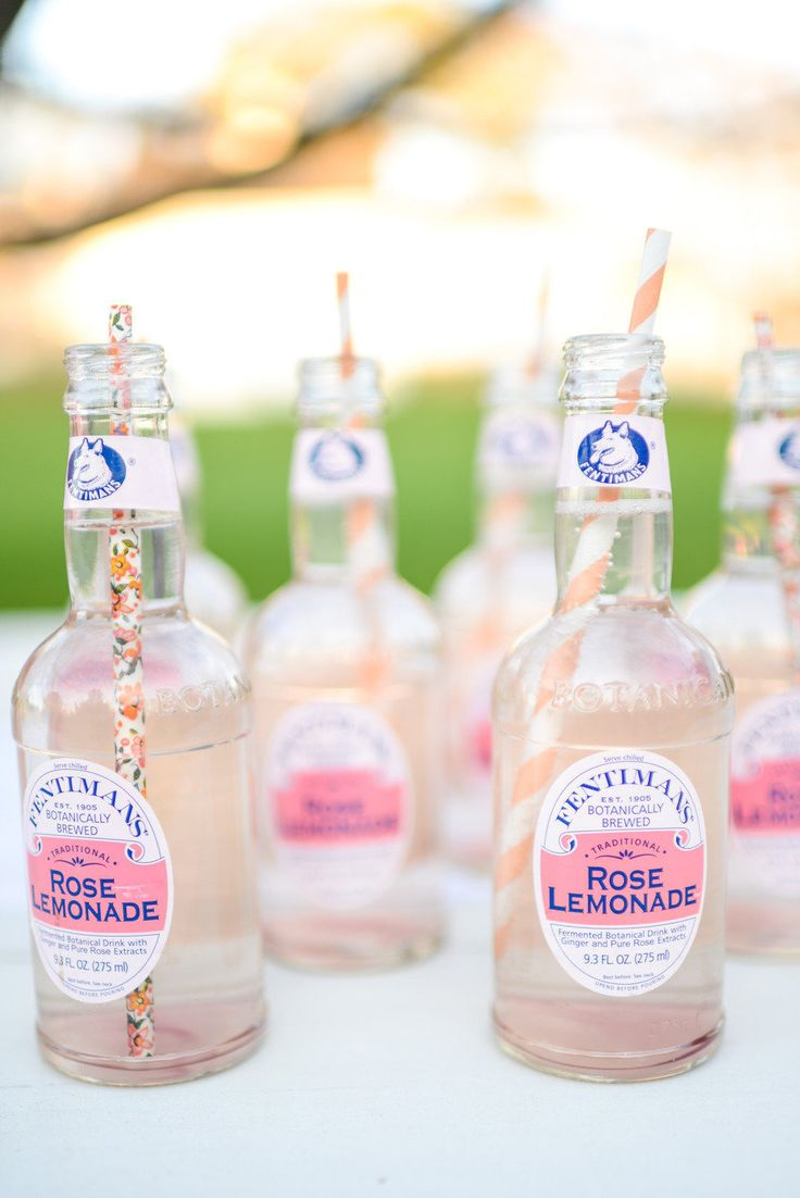 Rose lemonade | Photography: Cambria Grace Photography - cambriagrace.com   View entire slideshow: Kentucky Derby Wedding Details We Love on http://www.stylemepretty.com/collection/245/