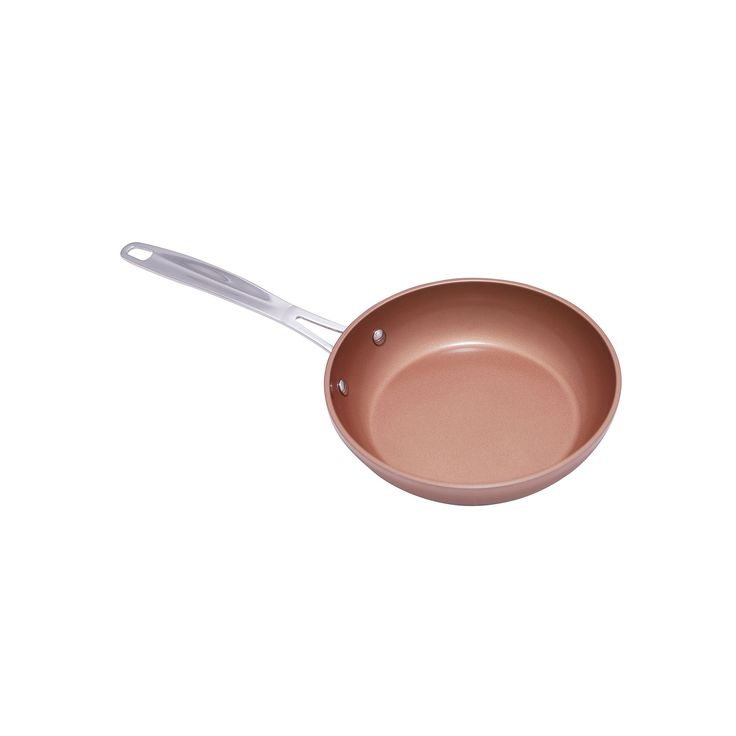 As Seen on TV NuWave Ceramic Coated Frypan, Multicolor, Durable