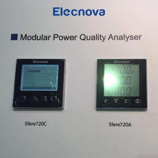 Power Quality Analyzer Power Wireless System Data Transmission