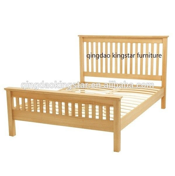adult size double wooden bed designs
