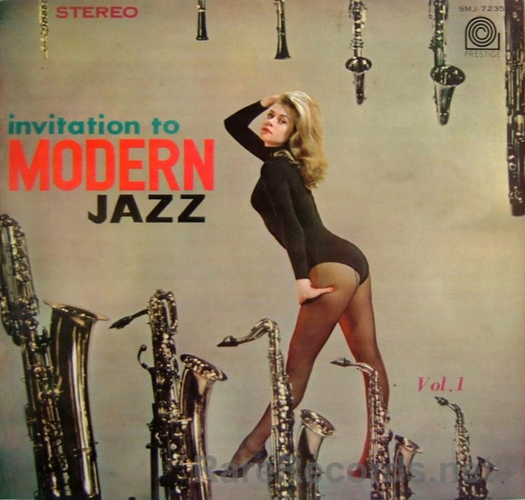 Various artists - Invitation to Modern Jazz This LP, issued by Prestige Records in Japan in the early 1960s, features a pre-Bewitched Elizabeth Montgomery on the cover. #records #vinyl #albums