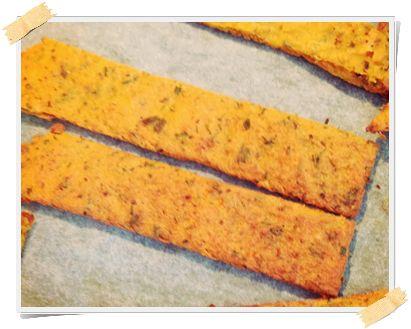 Ricetta Dukan dei crackers di tofu (attacco) - http://www.lamiadietadukan.com/ricetta-crackers-dukan-tofu/ #dukan #dietadukan #ricette