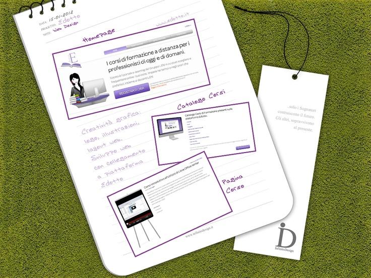 Edotto - Portale formazione professionale a distanza    Online: http://www.edotto.it/
