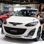 2014 Mazda MAZDA2 White 150x150 2014 Mazda MAZDA2 Review, Prices and Quality