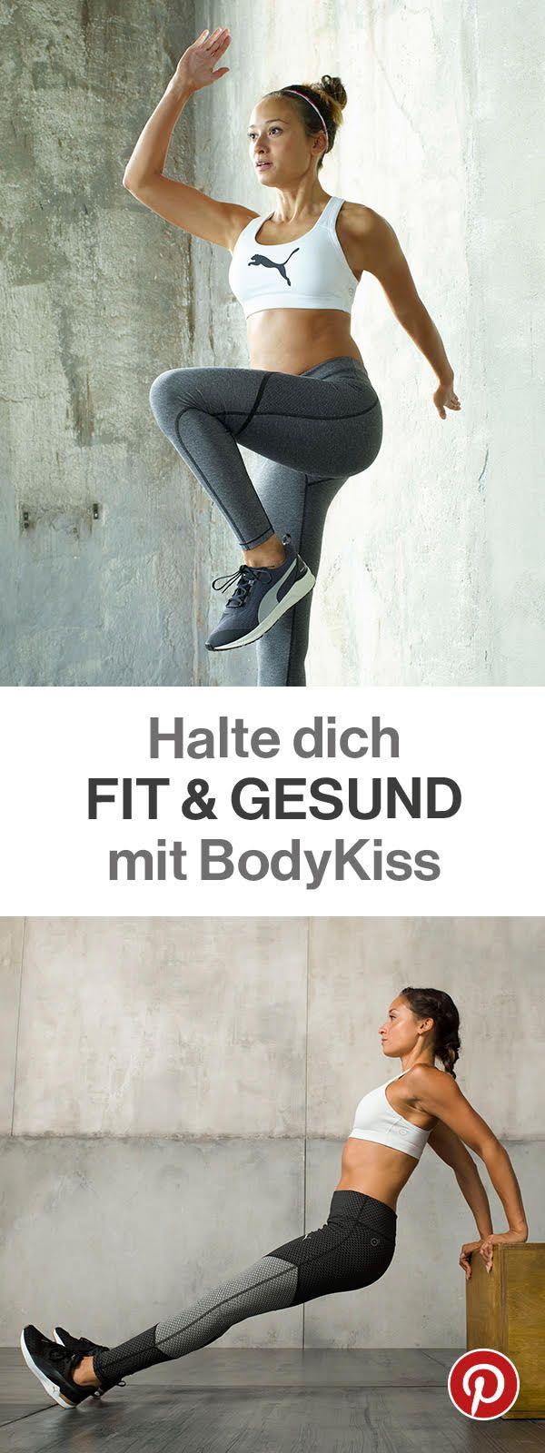 Sportlich ins neue Jahr mit Anne Kissner von BodyKiss: Macht bei unserer ersten Idea Journey im Monat Januar unter dem Motto 'fit und gesund' mit. Tut euch etwas Gutes und probiert neue Rezepte und effektive Workouts aus.