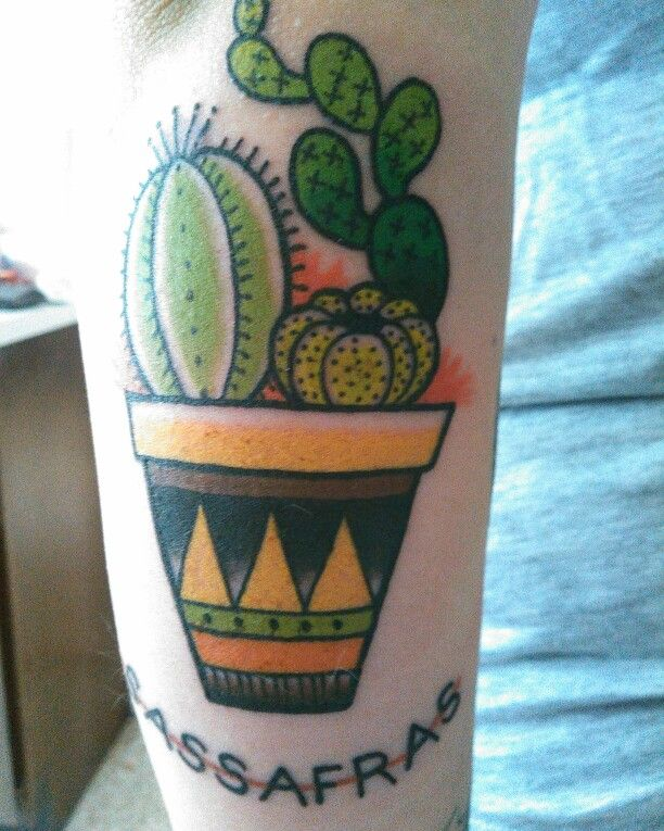 11 best images about cactus tattoo on pinterest ios app for Tattoo madison wi