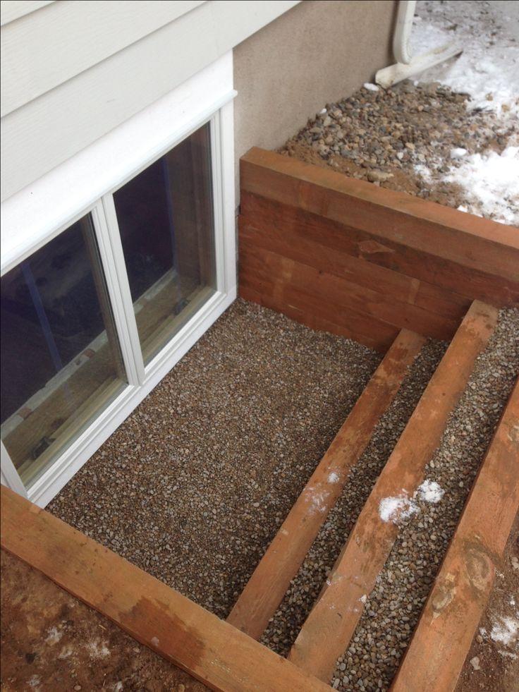 Egress Window Timber Well Egress Window Pinterest