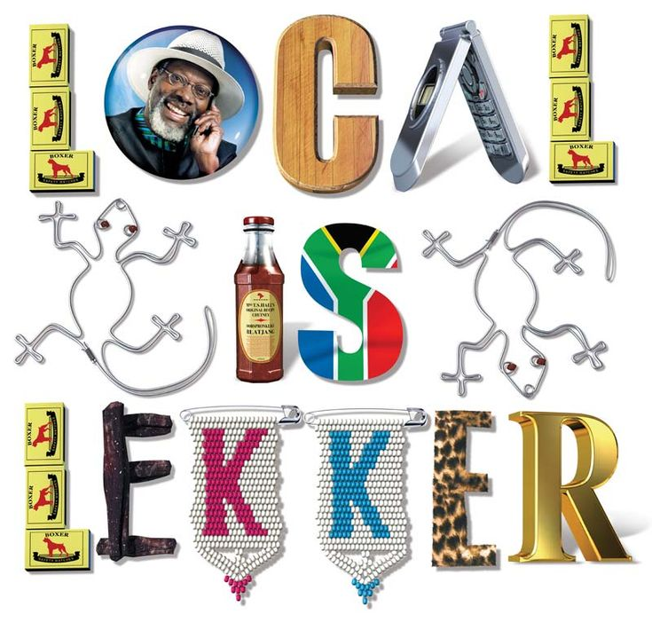 ~ Local is Lekker ~