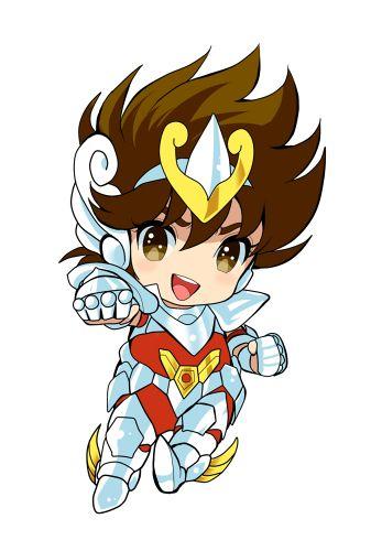 Chibi Pegasus Seiya