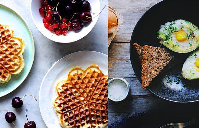 Ditte er kvinden bag den fantastiske blog 'The Food Club', som indeholder masser af lækre madopskrifter - både sunde og syndige. Hun er en kvinde med en stor passion og appetit for mad, som ud over bloggen også har skrevet kogebøgerne Salater fra The Food Club, Sunde søde sager fra The Food Club og Morgenmadsmissionen. LÆS OGSÅ:Morgenmads-fry-up med æg & grønt Ditte har været så sød at dele fire opskrifter med os fra sin lækre morgenmadsbog Morgenmadsmissionen.Bogen er delt ...