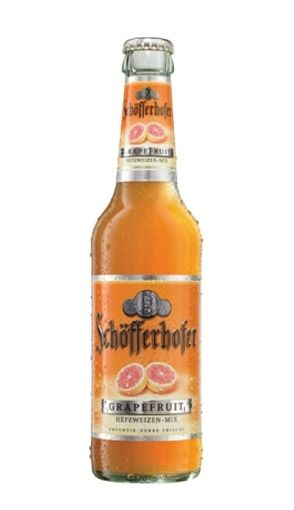 Cerveja Schofferhofer Grapefruit Hefeweizen