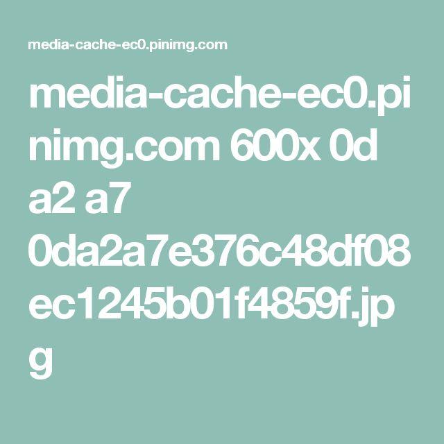 media-cache-ec0.pinimg.com 600x 0d a2 a7 0da2a7e376c48df08ec1245b01f4859f.jpg