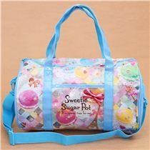 kawaii schwarze Glitzer Herz Love Handtasche Crux Japan - Handtaschen - Taschen - Accessoires - kawaii shop modeS4u